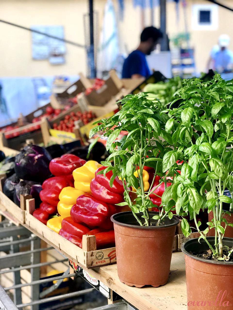 paprika basilikum mercato del capo palermo