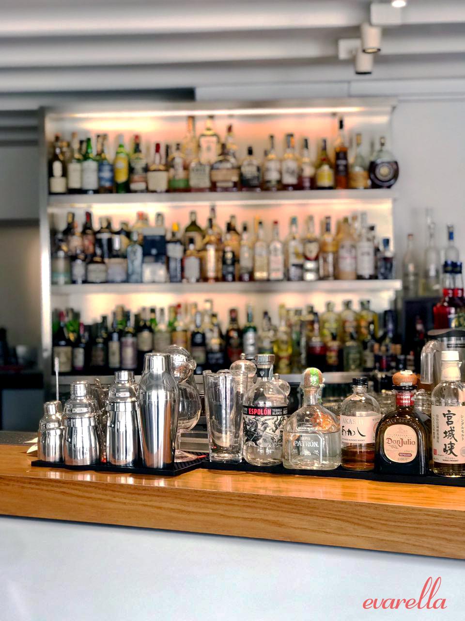 Die Bar im 4 Stock des La RInascente Palermo