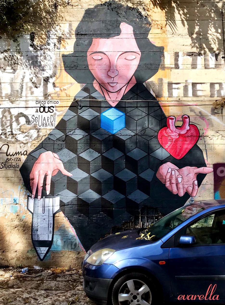 streetart palermo sizilien 2