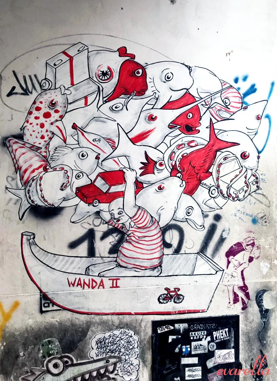 streetart palermo sizilien fischer