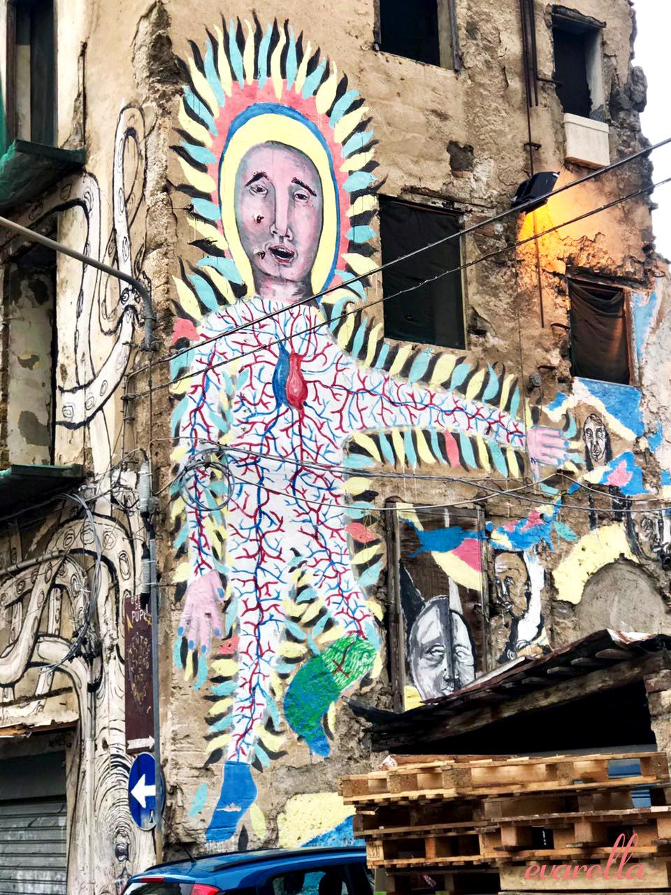 streetart palermo sizilien gropstadtindianer2