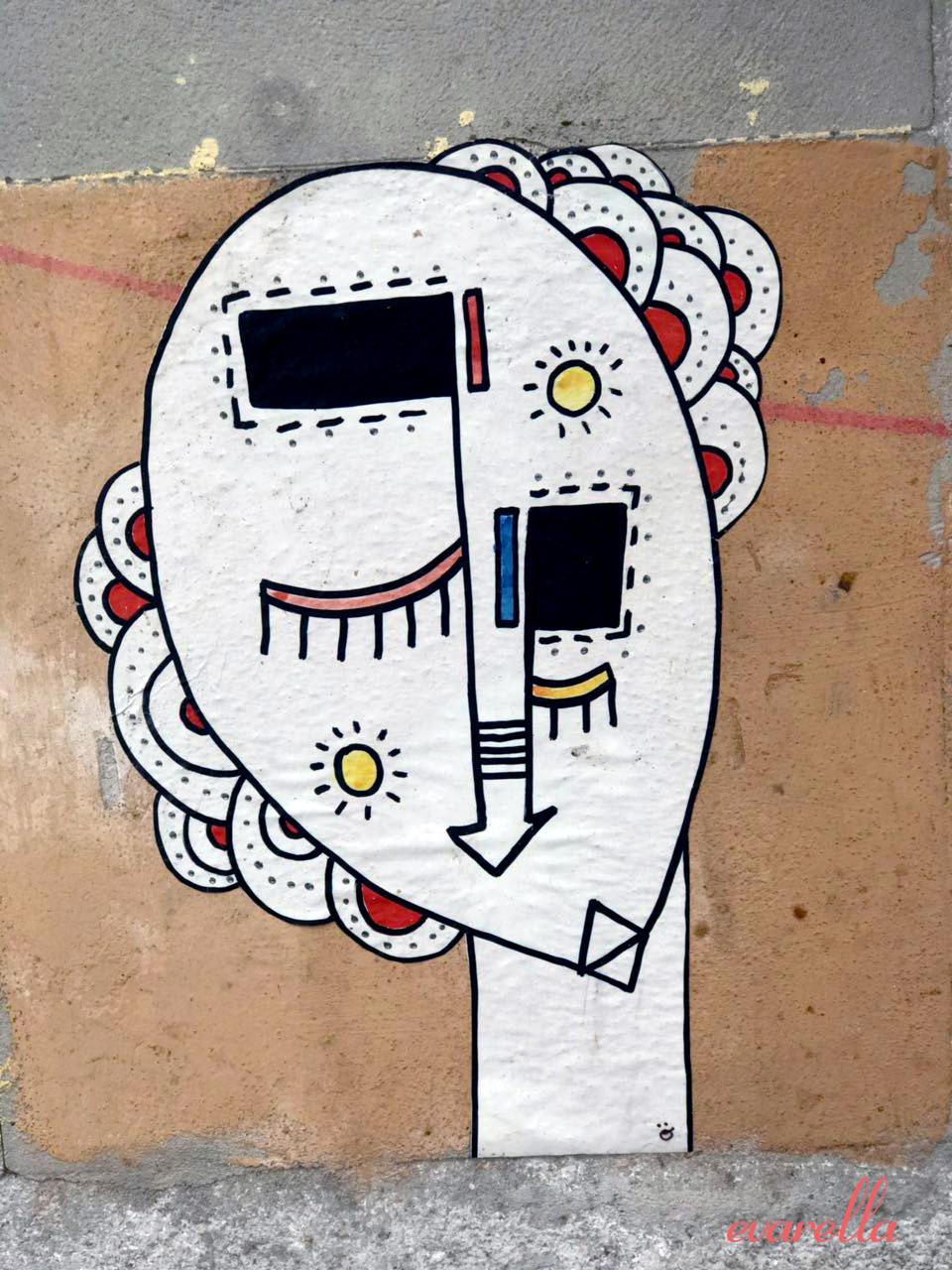 streetart palermo sizilien kopf2