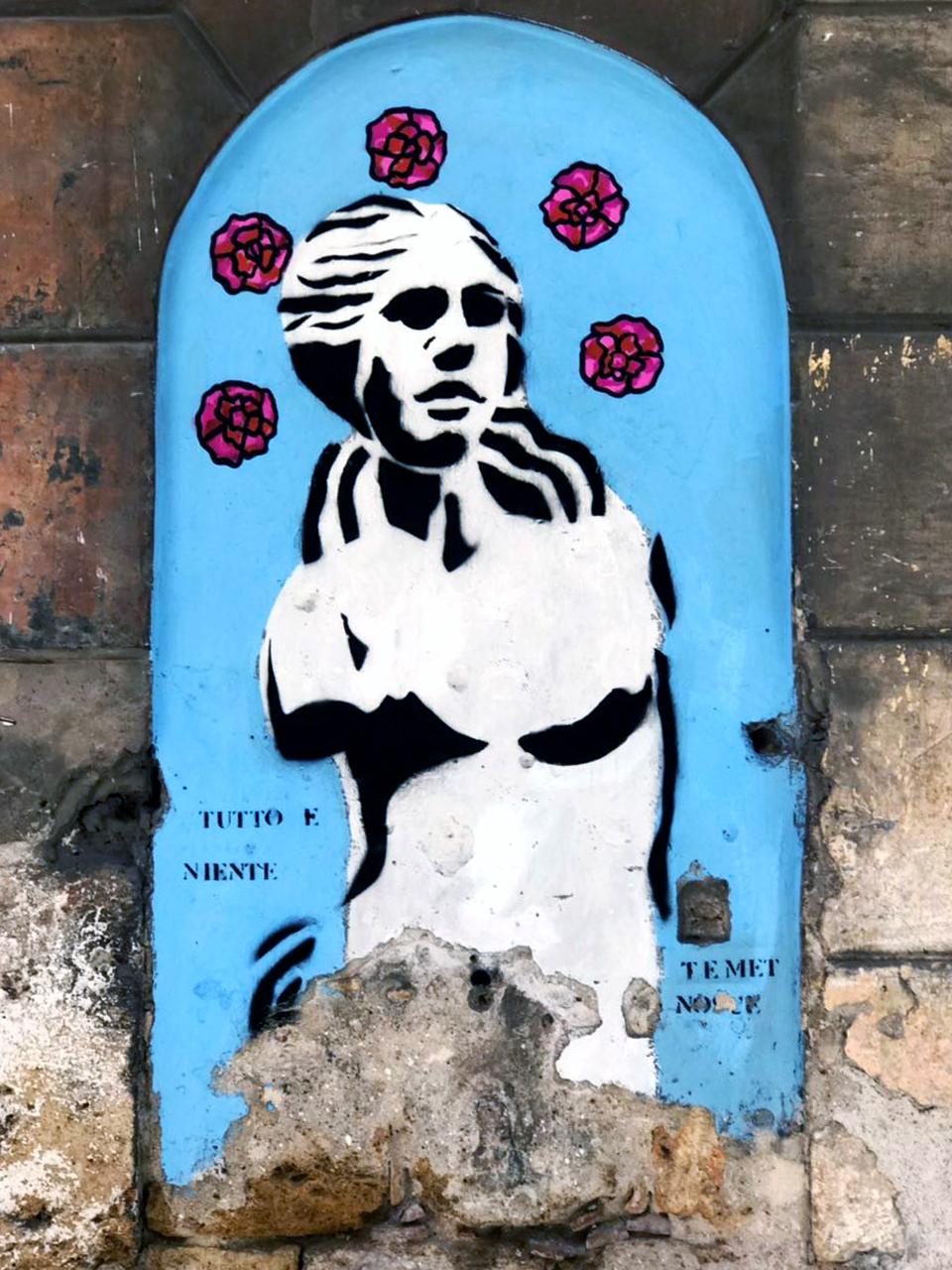 streetart palermo tuttoeniente